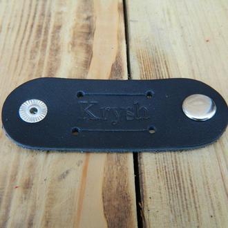 Держатель USB проводов, наушников, зарядки