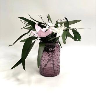 Композиция из стабилизированных цветов Etoile flora (17.12)