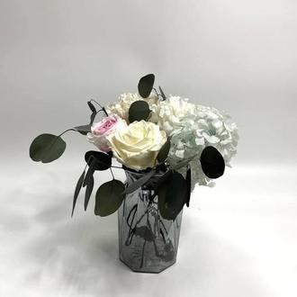 Композиция из стабилизированных цветов Etoile flora (41.03.01)