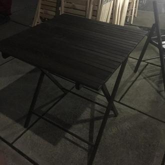 Стол раскладной №3 коричневый
