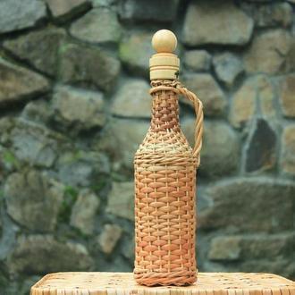 Бутылка для самогона или вина 0,5 л. №2