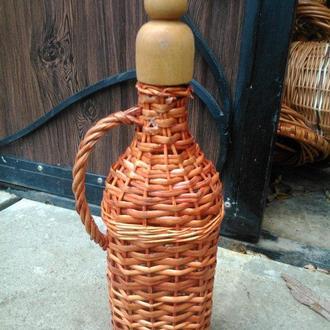 Бутылка для самогона или вина 0,5 л. №3