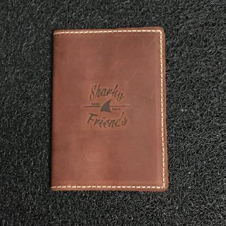Обложка для заграничного или гражданского паспорта