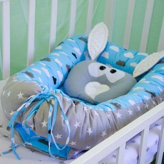 гнездышко для новорожденного, babynest, позиционер