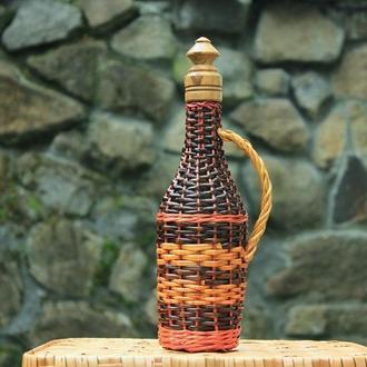 Бутылка для самогона или вина 0,5 л. №1