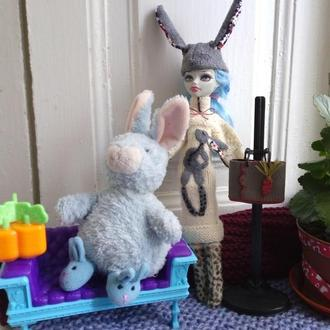 Комплект одягу Монстер Зай для ляльок Монстер хай Monster high