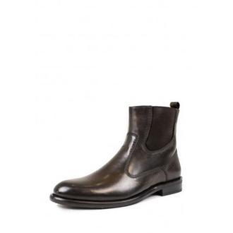 Ботинки DASTI Chelsea коньяк