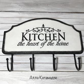 Вешалка-панно «Kitchen»
