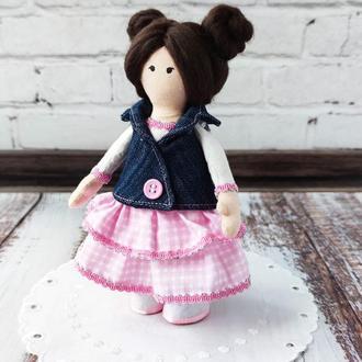 Кукла интерьерная 18 см