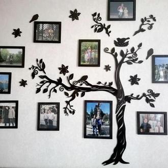 Композиция- панно на стену для украшения интерьера дома № 7 Размеры 150 см х120 см