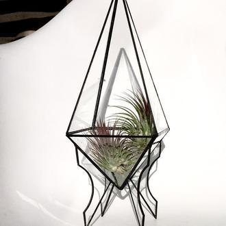 Формы для флорариумов геометрические, оптовые цены! Флорариум капля, икосаэдр, гексагон, куб, горы