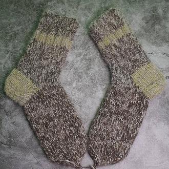 Носки собачья шерсть, овечья шерсть размер 41-42