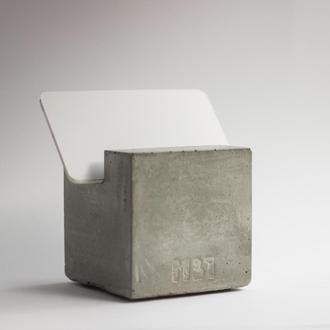 Куб визитница, подставка для листовок, держатель для телефона