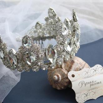 Корона, диадема, тиара, украшения для невесты
