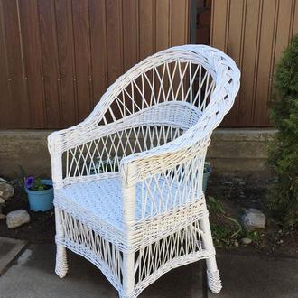 """Кресло """"Обычное"""" белое"""