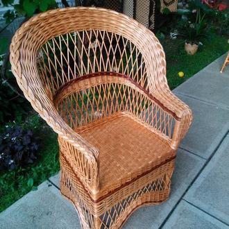 """Кресло """"Капля +"""" темное"""