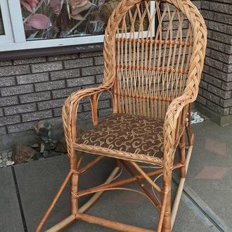 """Кресло-качалка """"Х 7"""" мягкая"""