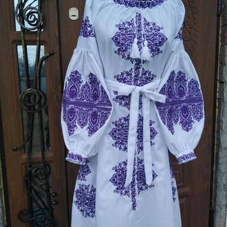 Стильная платье