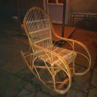 "Кресло-качалка ""Х 1"""