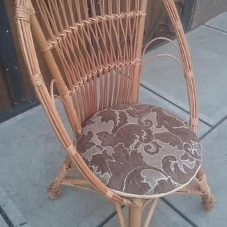 "Кресло из лозы ""Х. №4"""