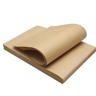 Крафт бумага двусторонняя тонкая дизайнерская для декора, скрапбукинга, кардмейкинга 290х210 мм 80 г/м2