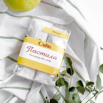 Пастила дитяча «Яблучне соло» без цукру і меду, 100 г