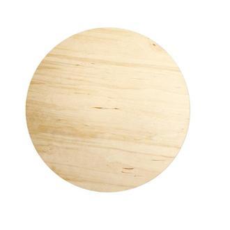 Подставка поднос заготовка основа фанера круглая 300 мм, толщина 5 мм. Підставка, заготовка для творчості
