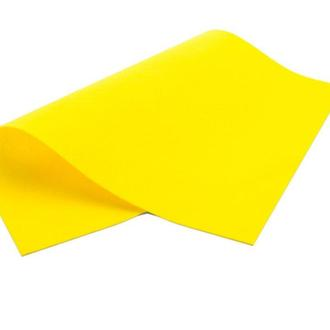 Желтый Фетр 1 мм 20 х 20 см для творчества и рукоделия