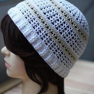 Літня шапка біні