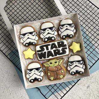 Пряники для фаната Star Wars звездных войн