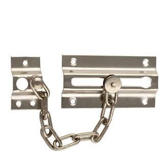 Заготівля для Бизиборда Дверний Ланцюжок Срібло Ланцюжок для Дверей Бізіборда