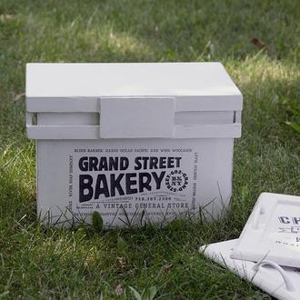 Хлебница «Grand street bakery» art 0081