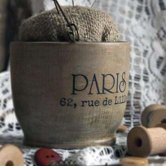 Игольница «Paris» old wood