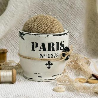 Игольница «Paris» art 0146