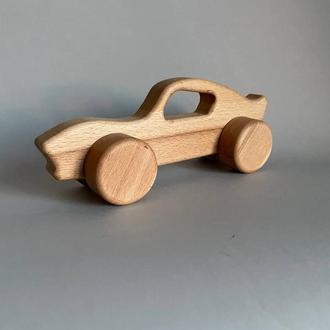 Деревянная машинка «Молния Маквин»