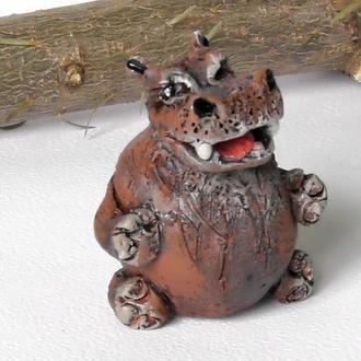 Статуэтка Бегемота   hippo figurines