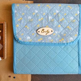 Проектна сумка для зберігання вишивальних процесів