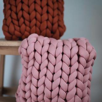 Подушка плетёная Marshmallow
