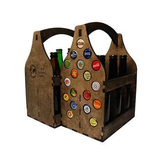 Ящик для пива BIG BOХ DARK