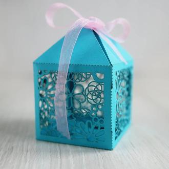 Коробка-украшение
