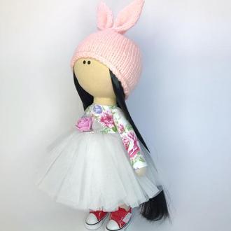 Текстильна інтер'єрна лялька