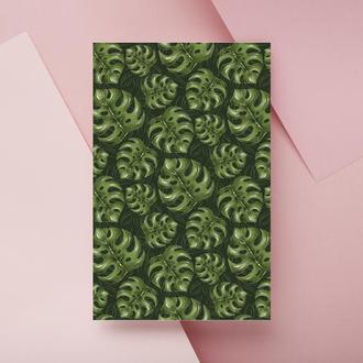 Дизайнерская бумага односторонняя А4 4 сезона 002