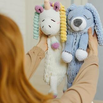 Пижамница Зайка (Хранитель Пижам), игрушка для сна