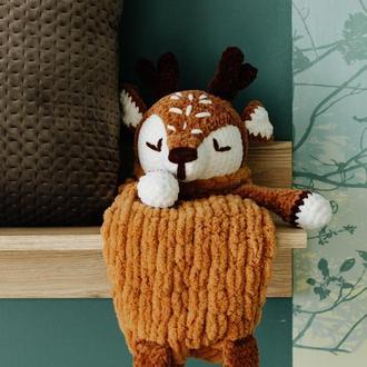Пижамница Олень (Хранитель Пижам), игрушка для сна