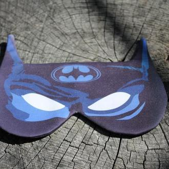 Маска для сна Бэтмен