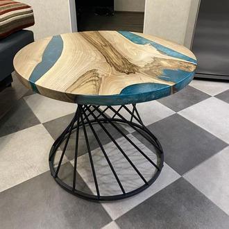 Стол журнальный #art wood3