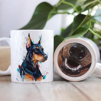 Чашка dog art