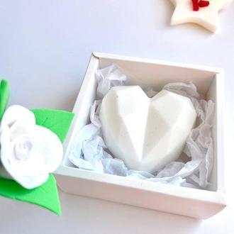 Мыло бонбоньерка на свадьбу гостям ( подарок для гостей на свадьбе)