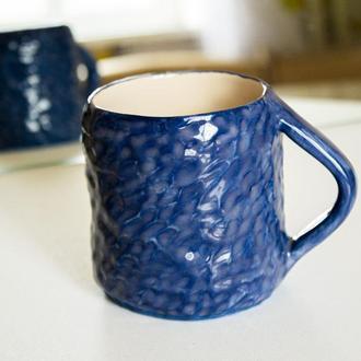Чашка керамическая ручной работы