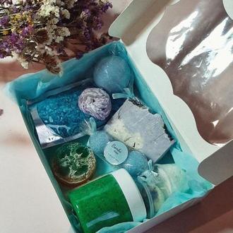 Подарочный набор для тела, ванны и душа